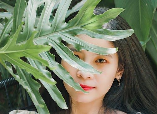 亞洲人, 亞洲女孩, 光鮮亮麗, 可愛 的 免费素材照片