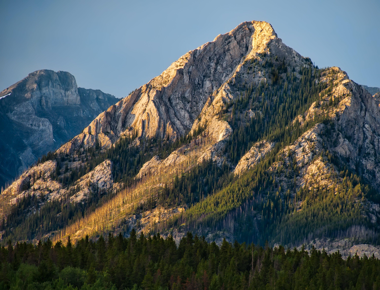 Fotobanka sbezplatnými fotkami na tému Alberta, Banff, denné svetlo, hora