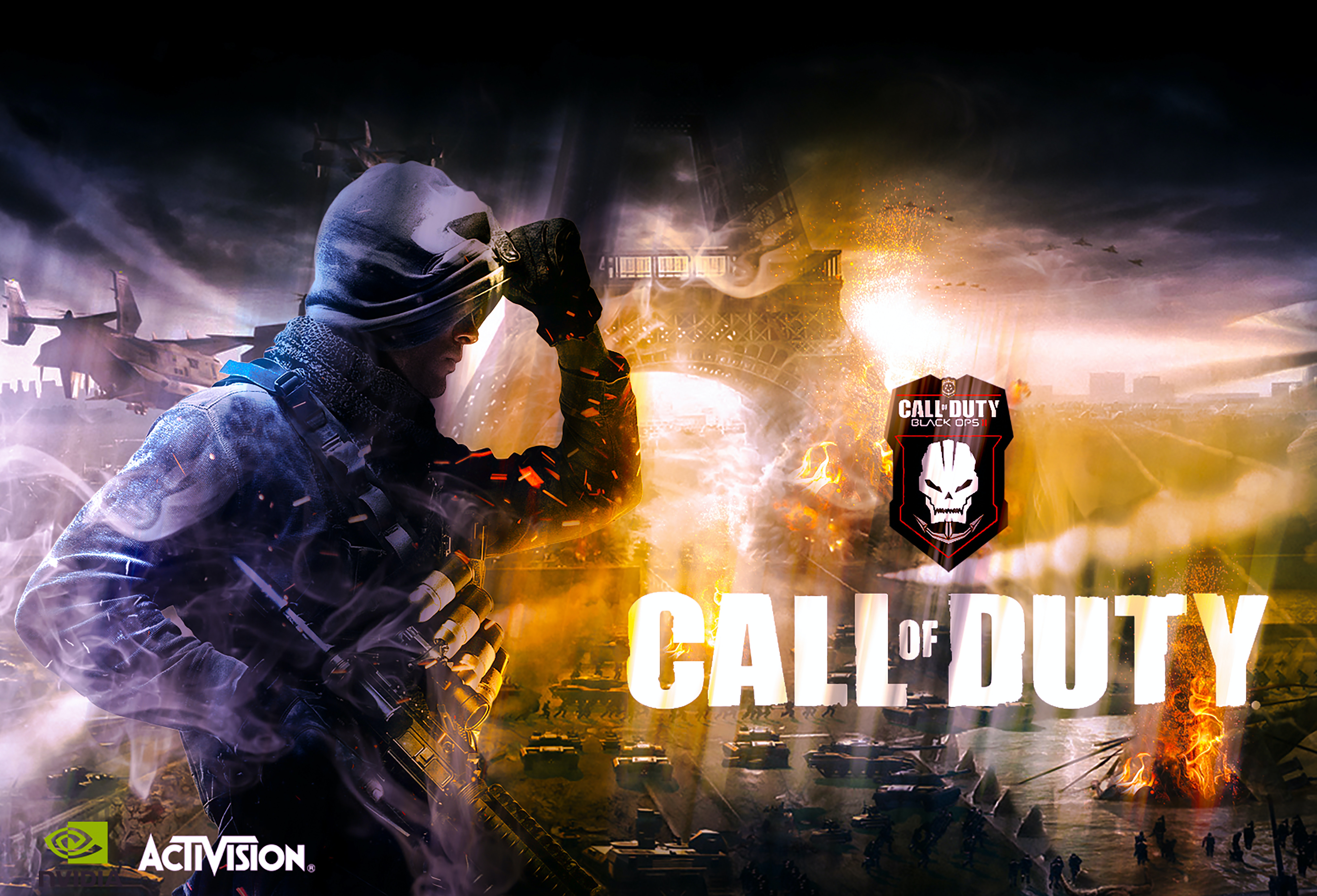Free stock photo of Call Of Duty