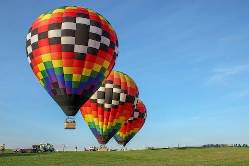 Free stock photo of balloon, balloon launch, ballooning
