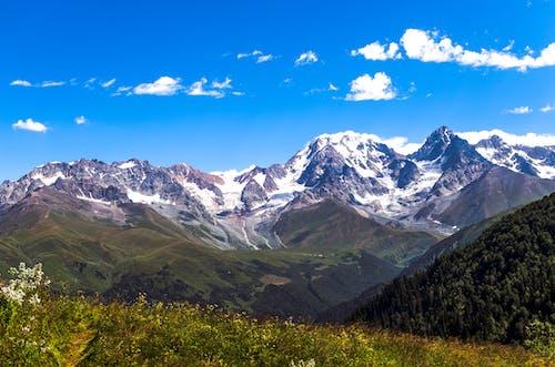 Gratis stockfoto met Alpen, bergen, bergen van de kaukasus, kaukasus