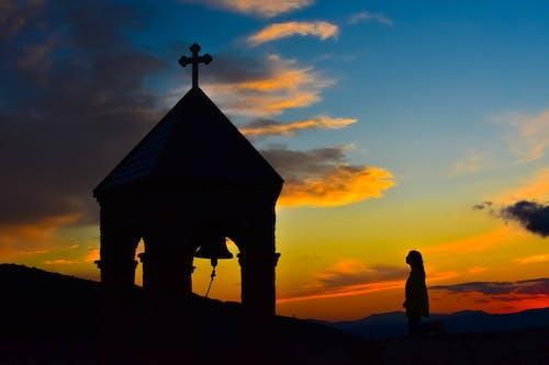 Gratis stockfoto met gebed, kerk, leven, liefde