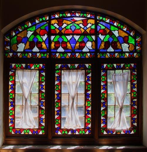 Free stock photo of old window