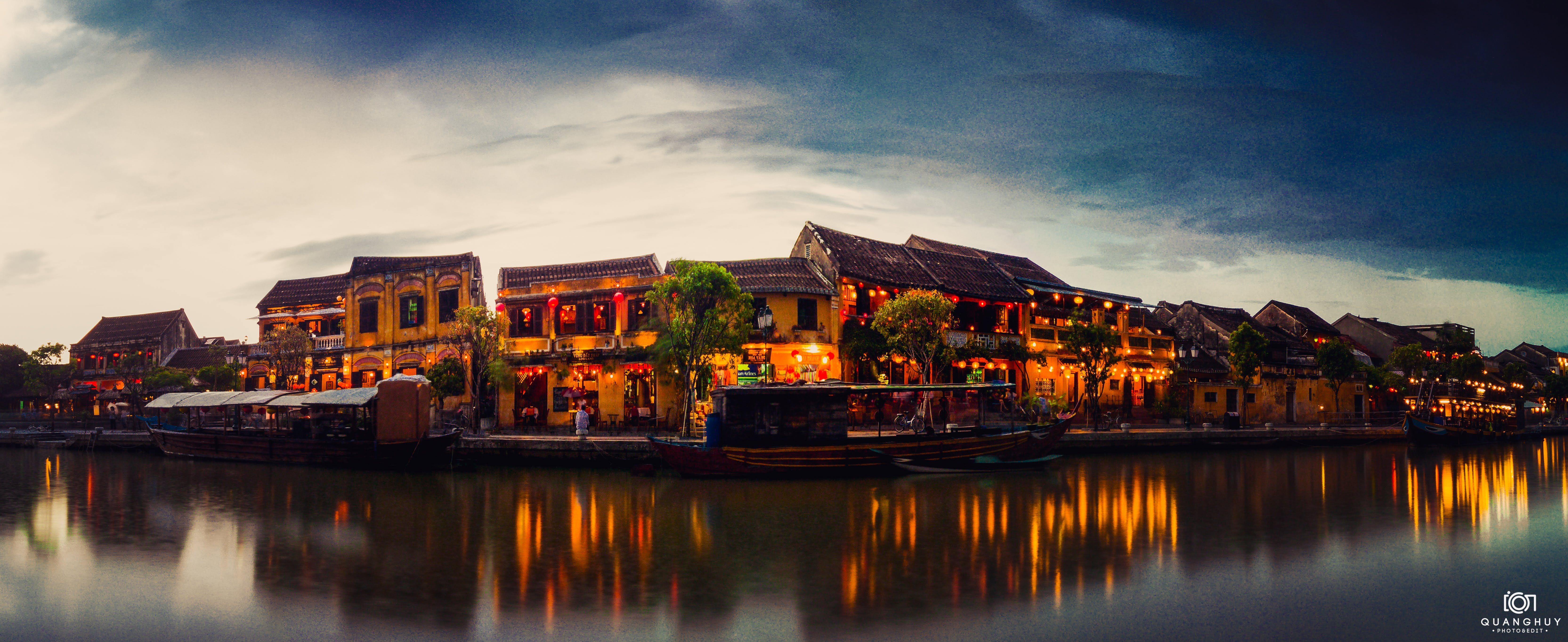 Free stock photo of ancient, hội an, LG G4, panorama