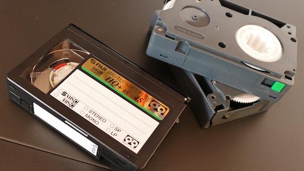 Free stock photo of vintage, technology, old, retro