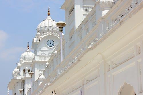 Fotobanka sbezplatnými fotkami na tému biela, horizont, India, krištáľovo čistý