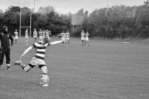 Photos gratuites de rugby