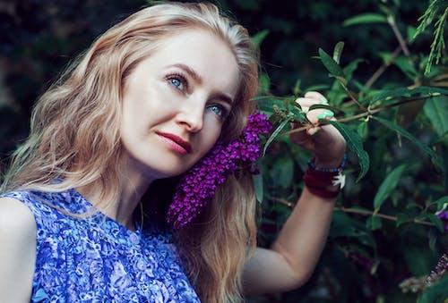 Základová fotografie zdarma na téma blond, flóra, holka, krásný