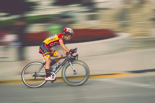 Free stock photo of blur, sport, bike, bicycle