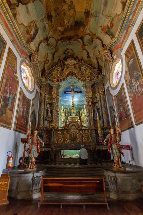 Darmowe zdjęcie z galerii z chrystus, chrześcijaństwo, kościół, święty