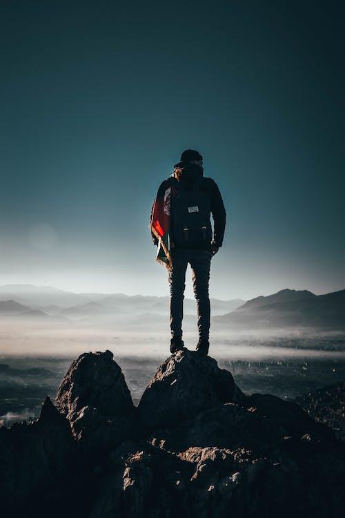 alpinismo, alpinista, ascender