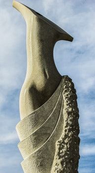Free stock photo of woman, art, sculpture, body