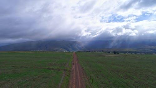 Foto stok gratis afrika selatan, awan, berawan, bidang