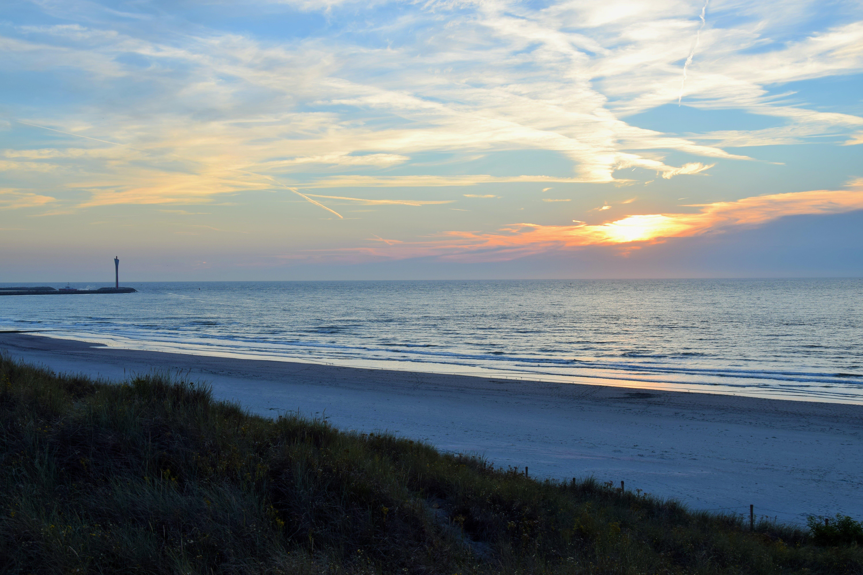 Free stock photo of beach, beach landscape, lighthouse, radar