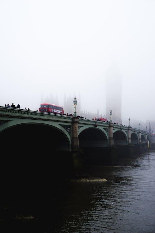 交通系統, 倫敦, 地標, 塔 的 免費圖庫相片