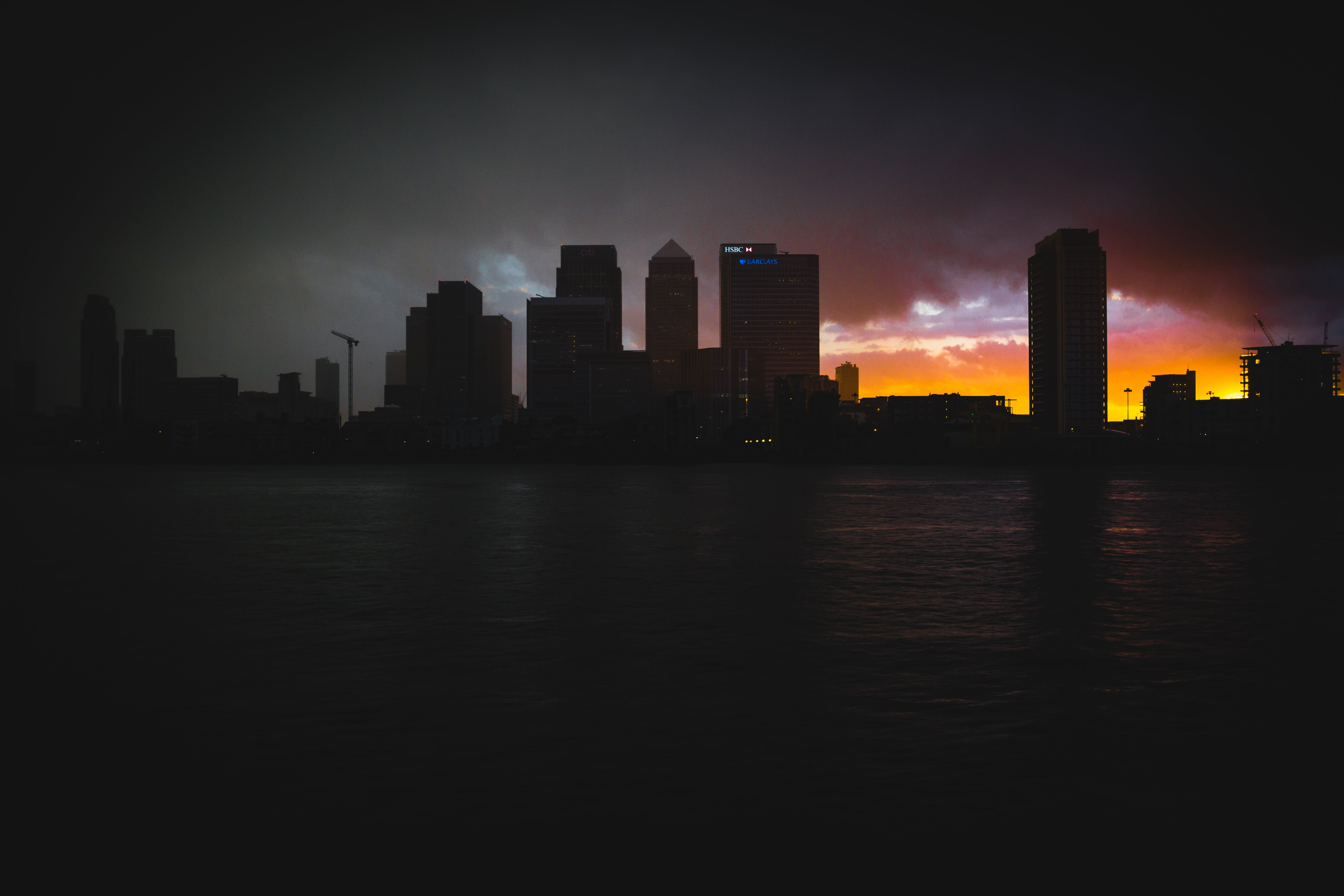 Skyline during Dawn