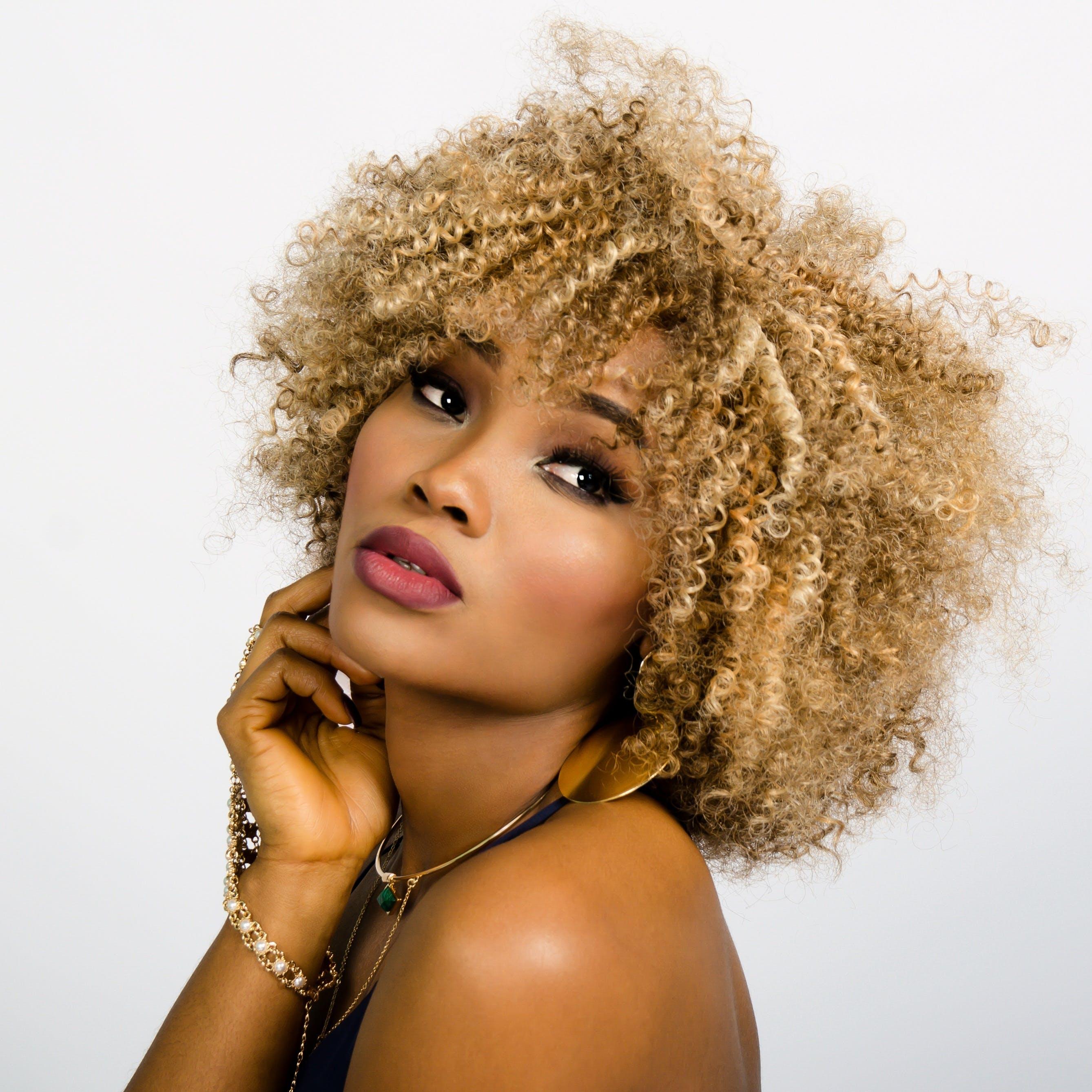 Бесплатное стоковое фото с Афро, волос, девочка, женщина
