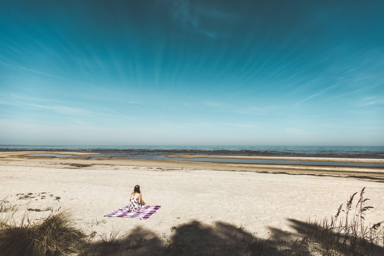 Imagine de stoc gratuită din agrement, bronzat, cer, coastă