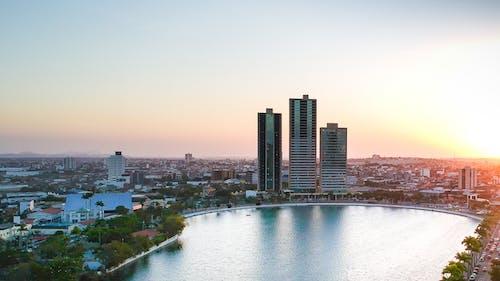 Δωρεάν στοκ φωτογραφιών με campina grande, αρχιτεκτονική, αστικός, αυγή