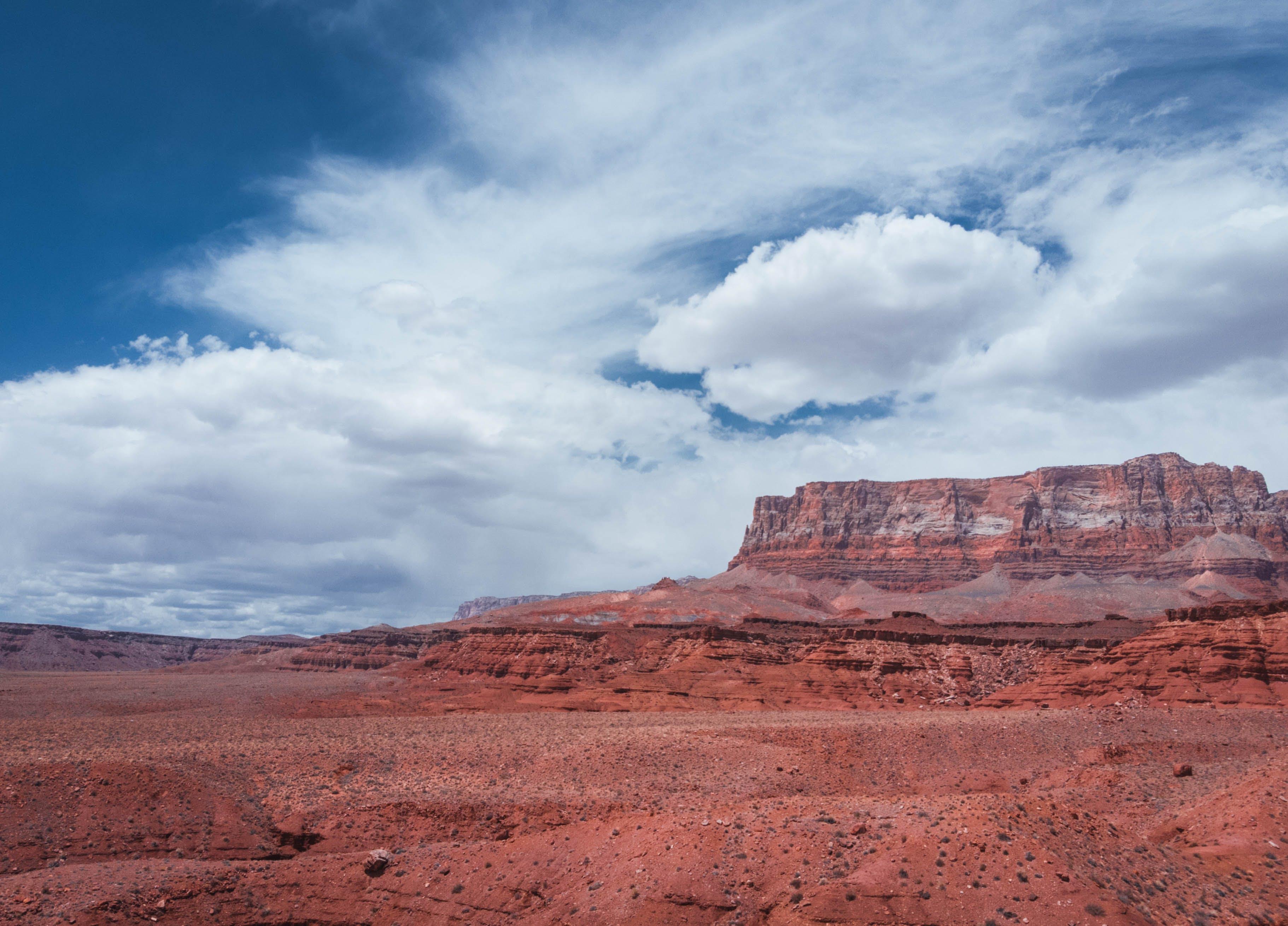 Kostenloses Stock Foto zu arizona, berg, canyon, dürr
