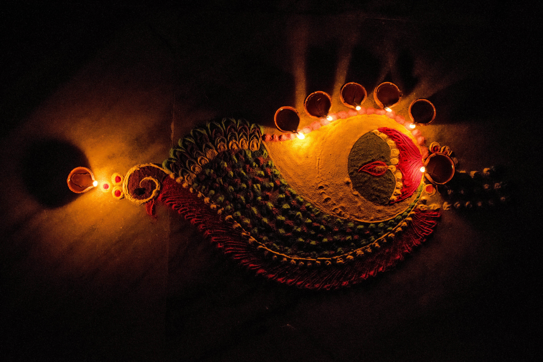 Free stock photo of Candlelights, Diwali, diya, light