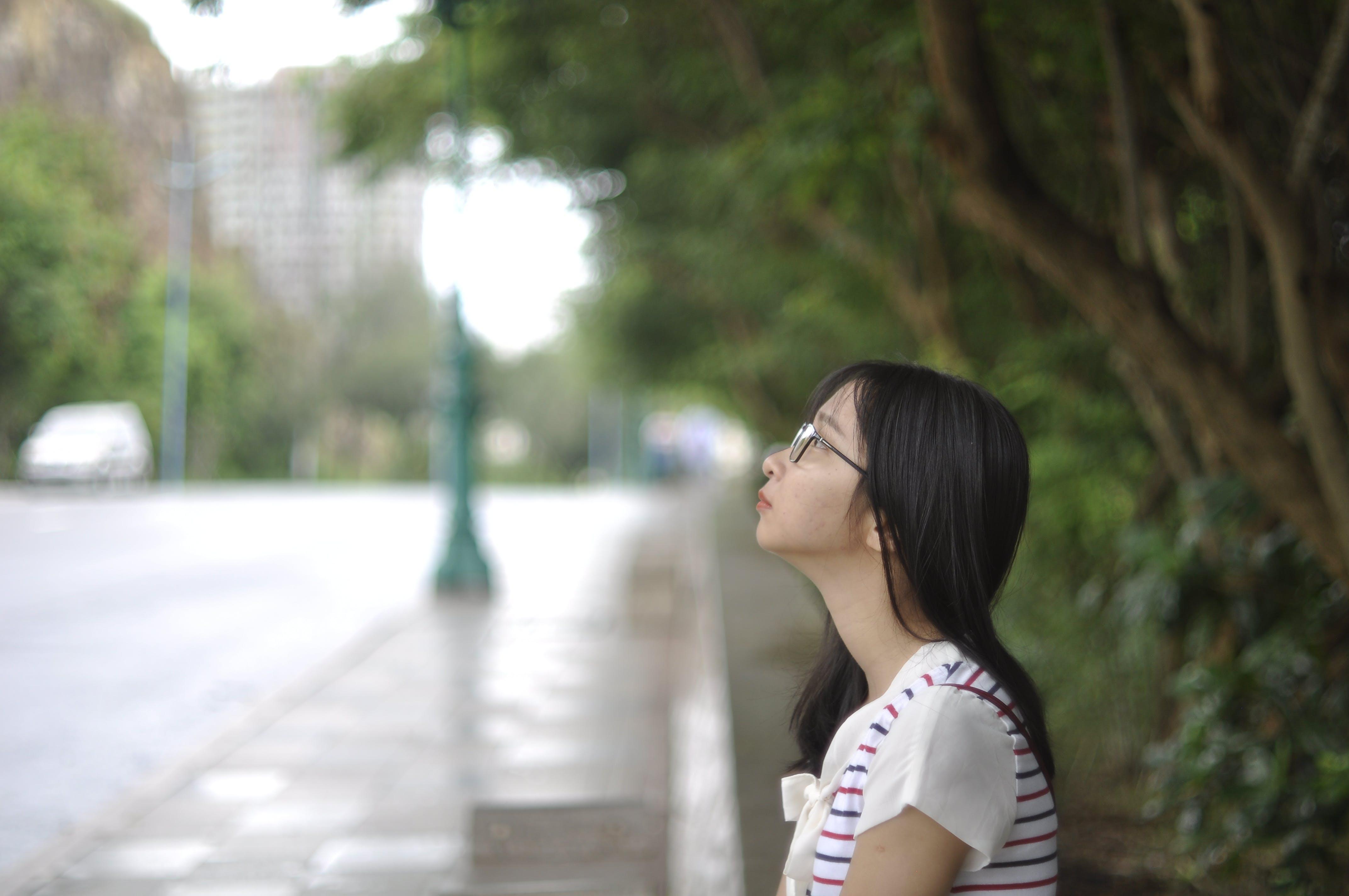 Free stock photo of Asian, girl