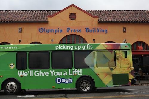 Imagine de stoc gratuită din arhitectură, autobuz de afaceri de presă de construcție, automobil, camion