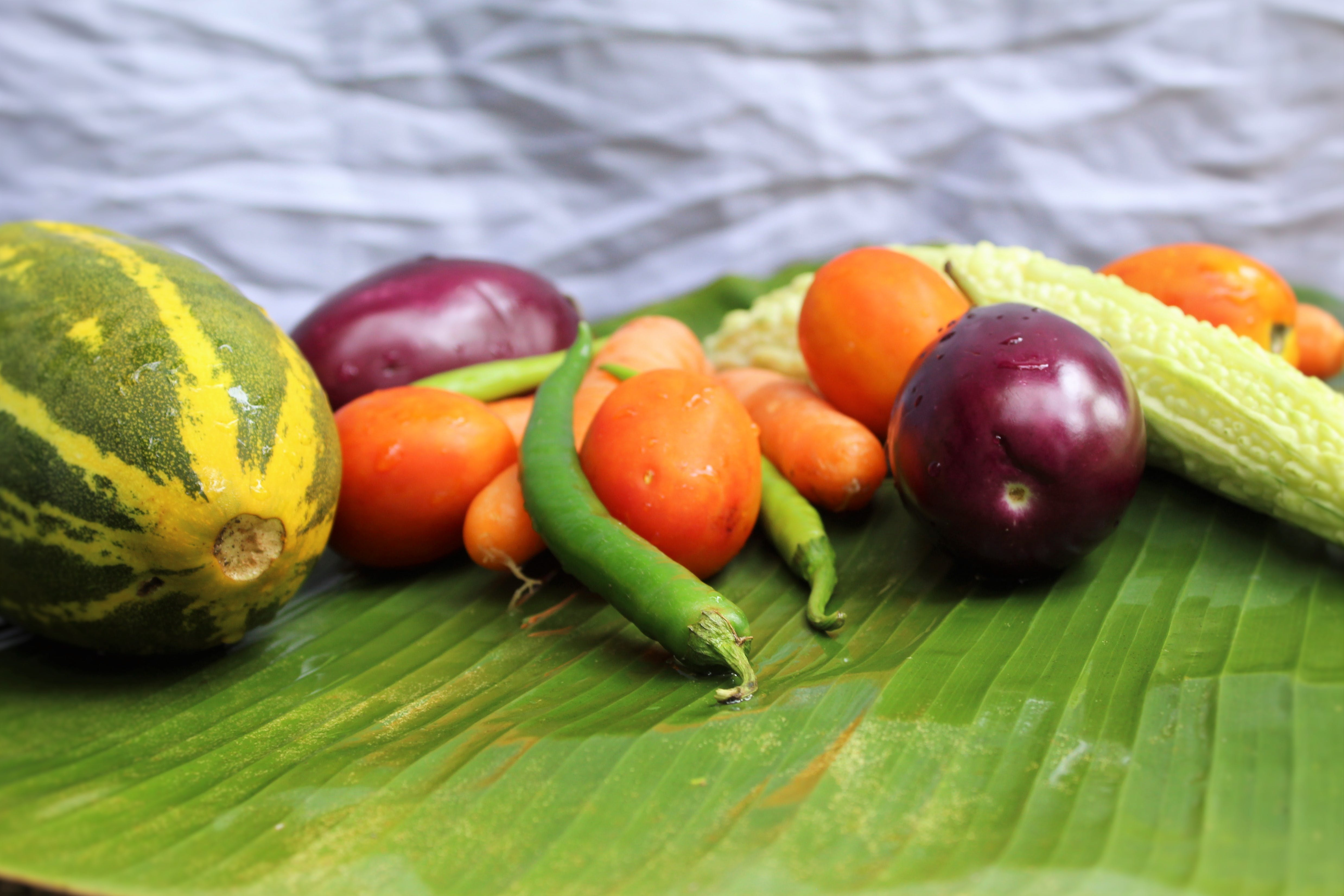 Free stock photo of chilli, christmas cookies, fresh vegetables, green chilli