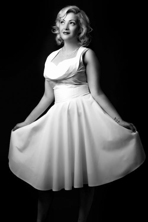 atractiu, blanc i negre, bonic
