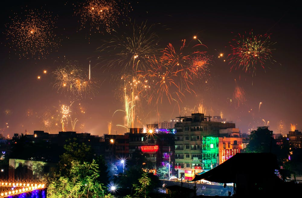 Diwali @pexels