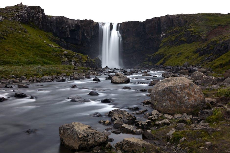 New free stock photo of iceland, landscape, nature