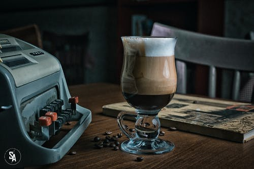 Free stock photo of coffee, coffee shop, dark, drink
