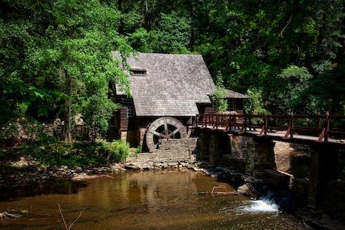 Безкоштовне стокове фото на тему «Алабама, Будівля, вода, Водоспад»