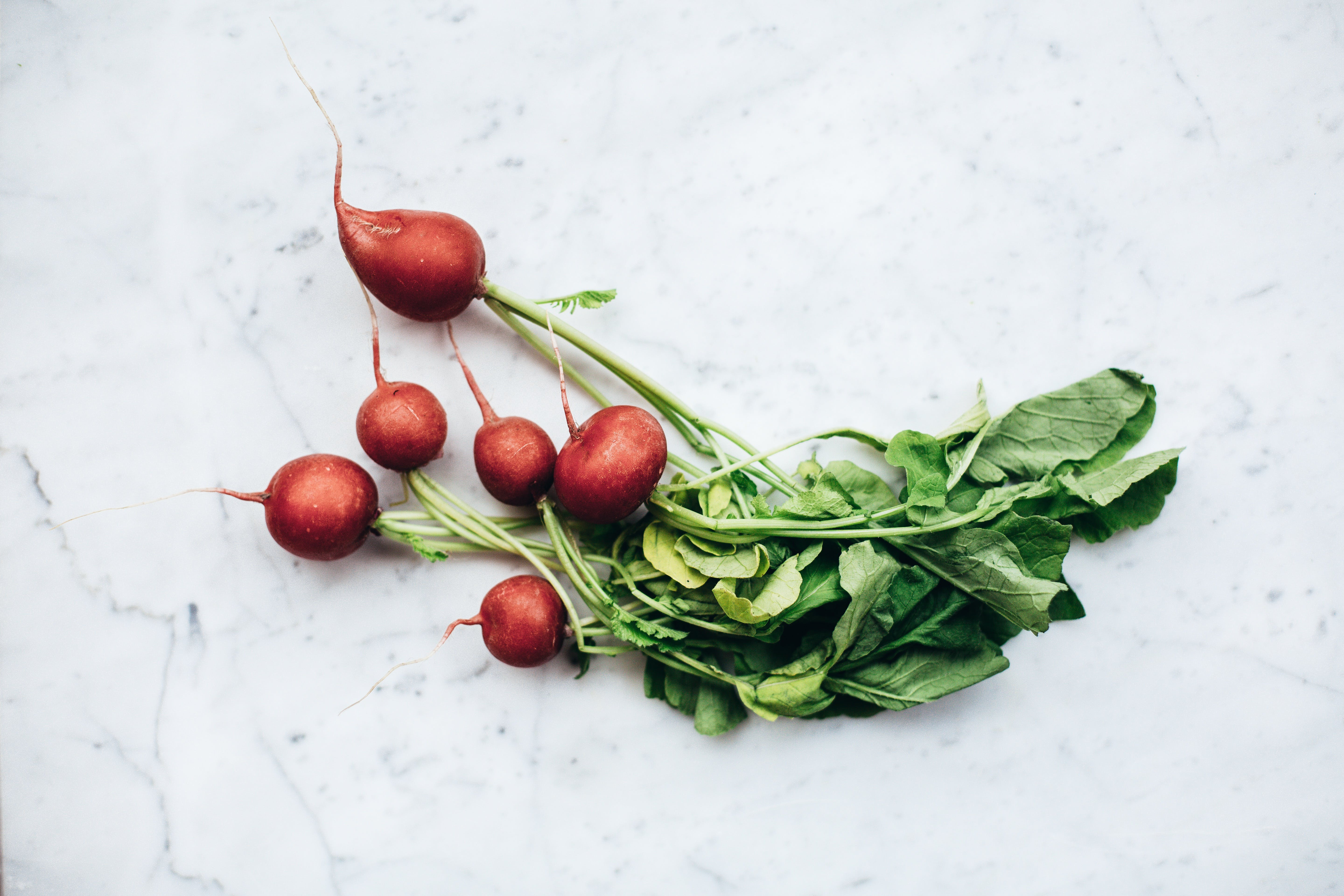 Photo of Red Radishes