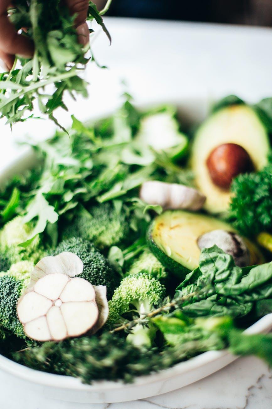 sebze ve meyve tüketimi