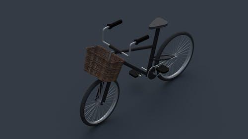 Photos gratuites de bicyclette, jouet
