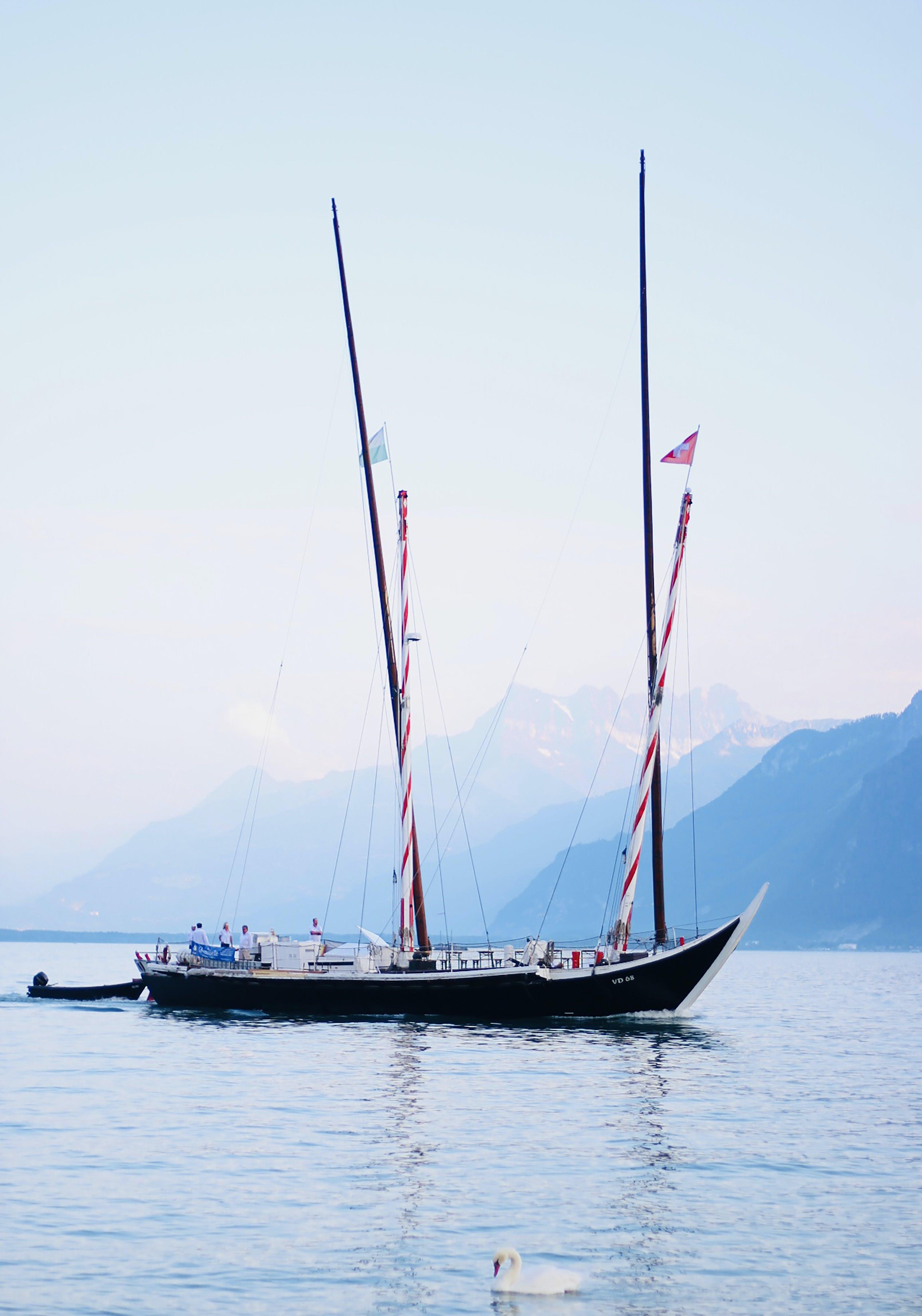 Ingyenes stockfotó óceán, pihenés, tenger, vitorla témában