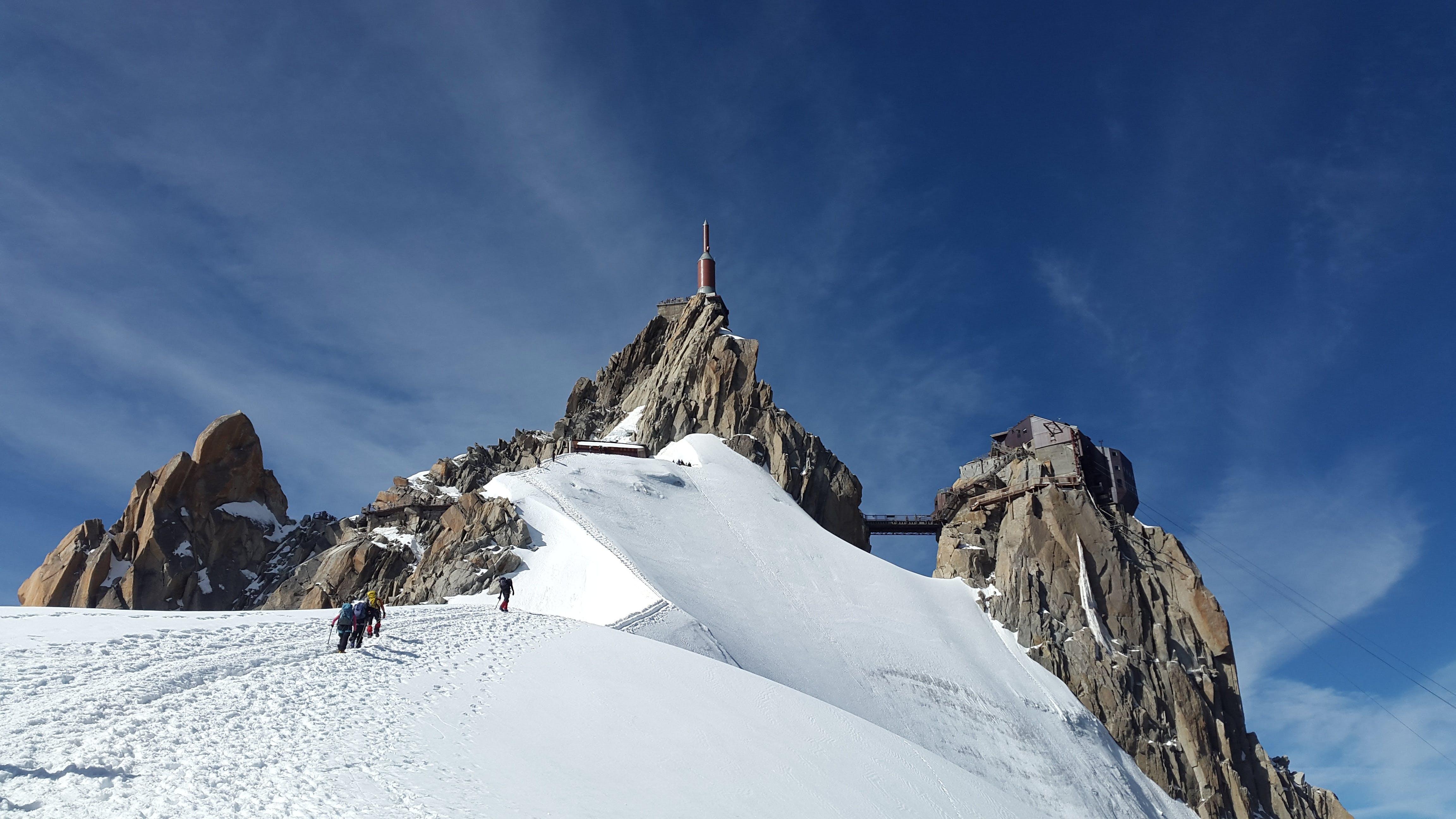 Fotos de stock gratuitas de alpinista, ascender, aventura, chamonix
