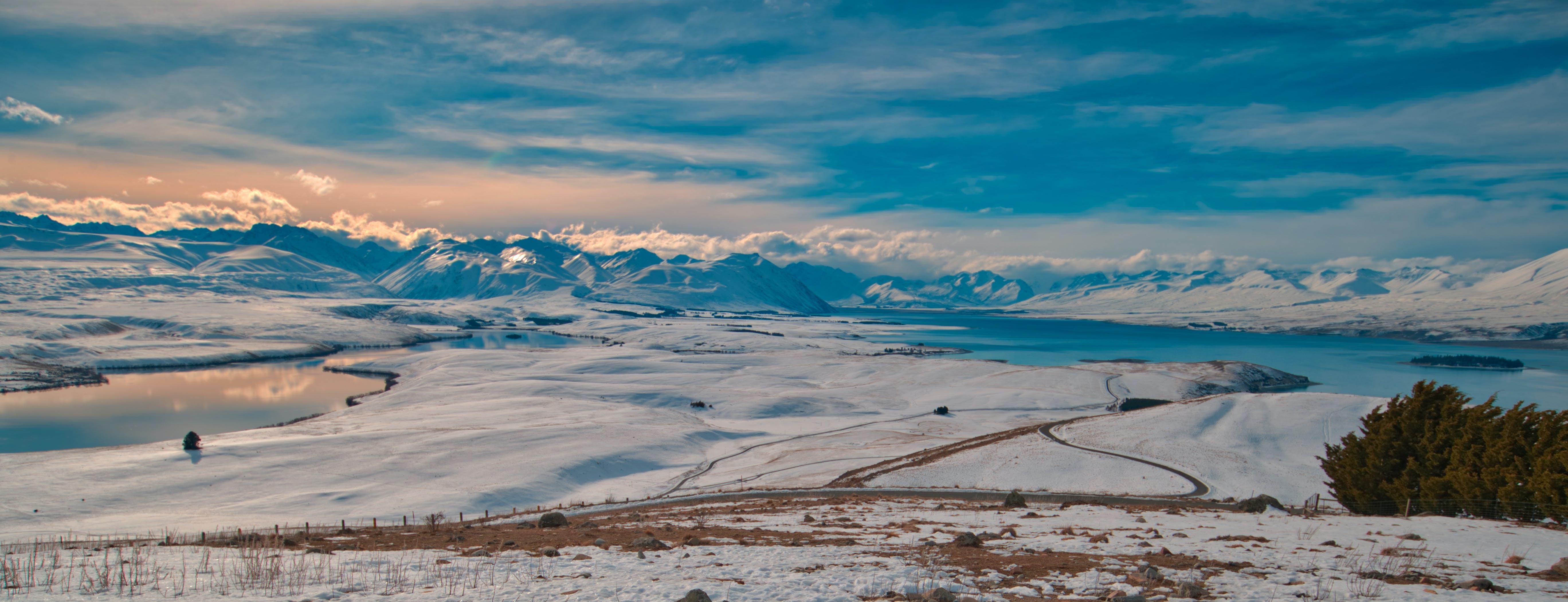 Snow Hill Landscape