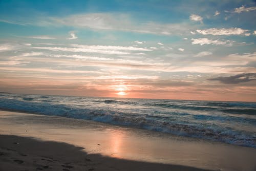 Gratis lagerfoto af gylden, gylden sol, solnedgang, sommer