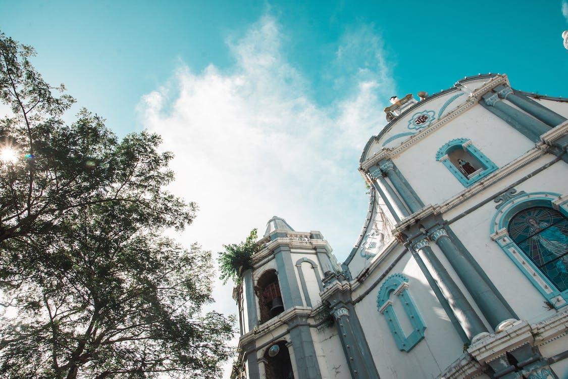 教会, 教会の建物, 空の無料の写真素材