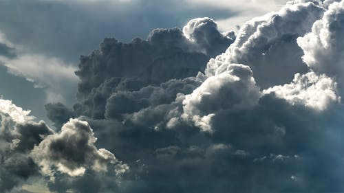Kostnadsfri bild av clouds, dyster, HD tapeter, himmel