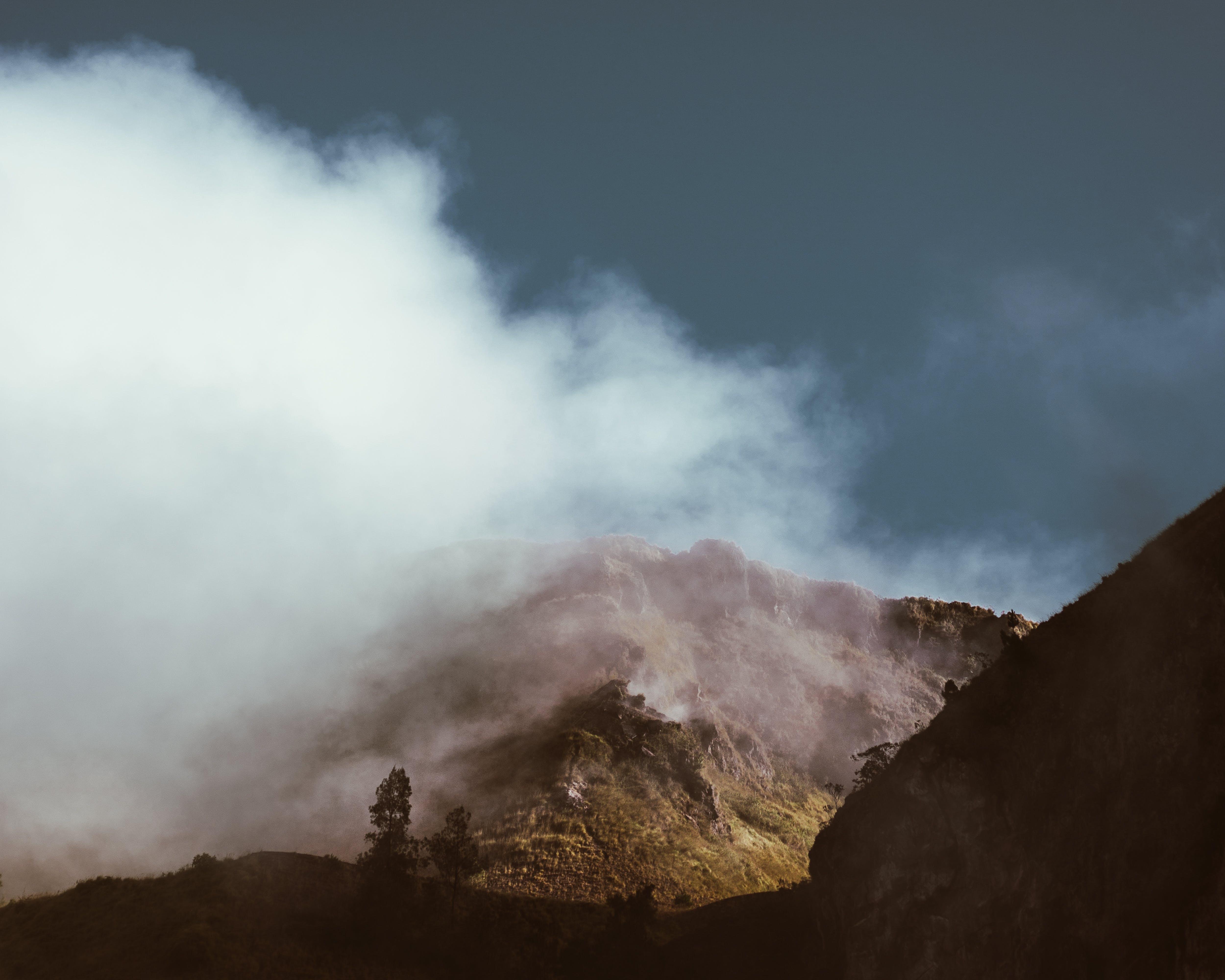 Foto d'estoc gratuïta de boira, cel, condensació, llum del dia