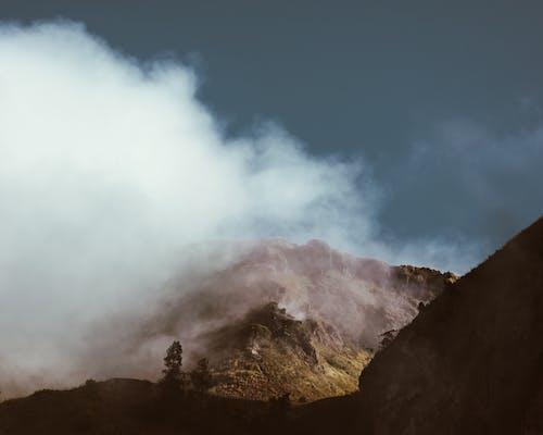 Бесплатное стоковое фото с гора, дневной свет, живописный, конденсация