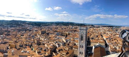Immagine gratuita di firenze, italia, panorama, rinascimento