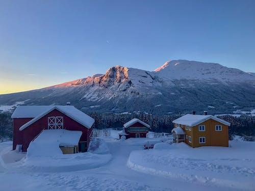 Immagine gratuita di hemsedal, inverno, località sciistica, montagna