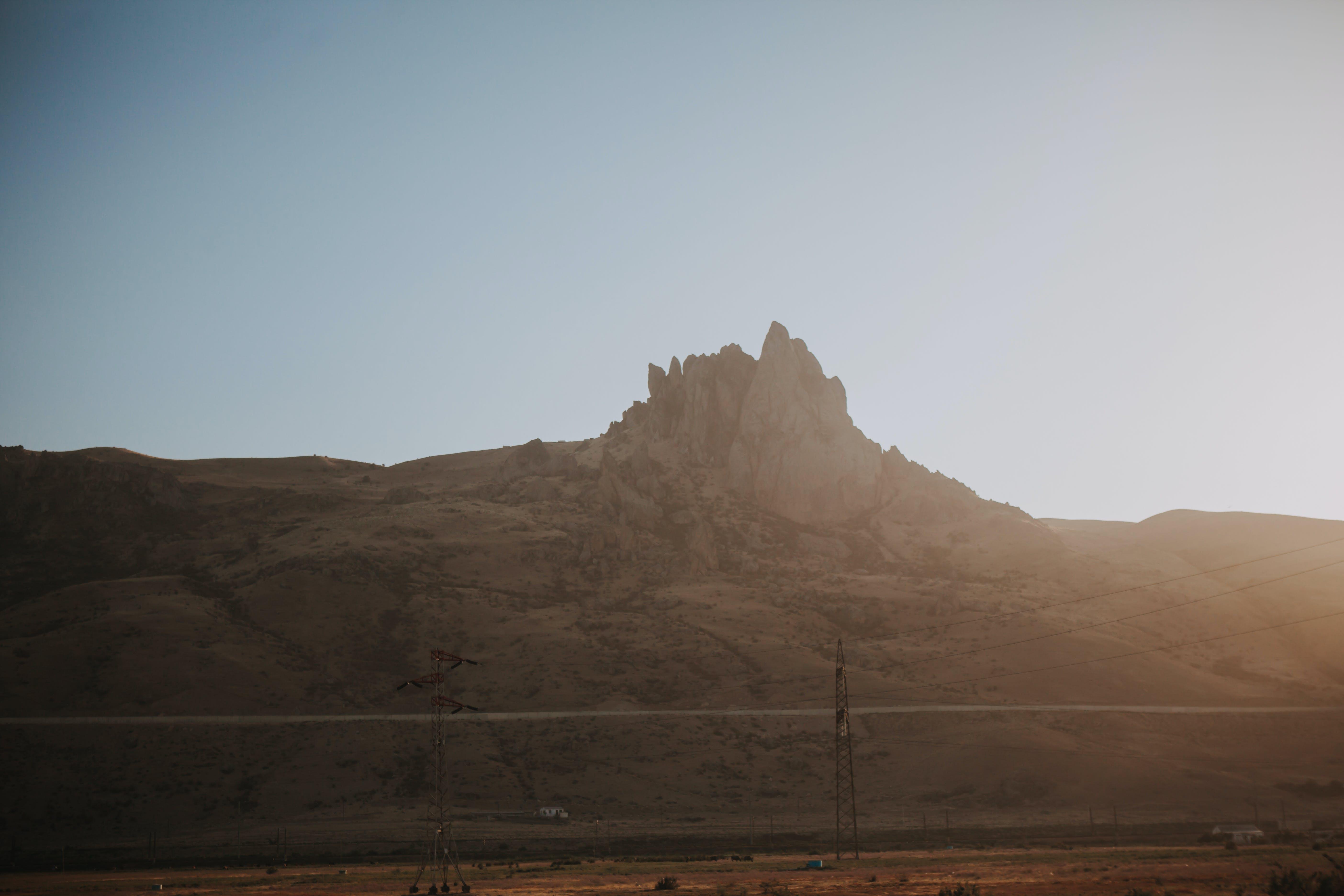 Darmowe zdjęcie z galerii z góra