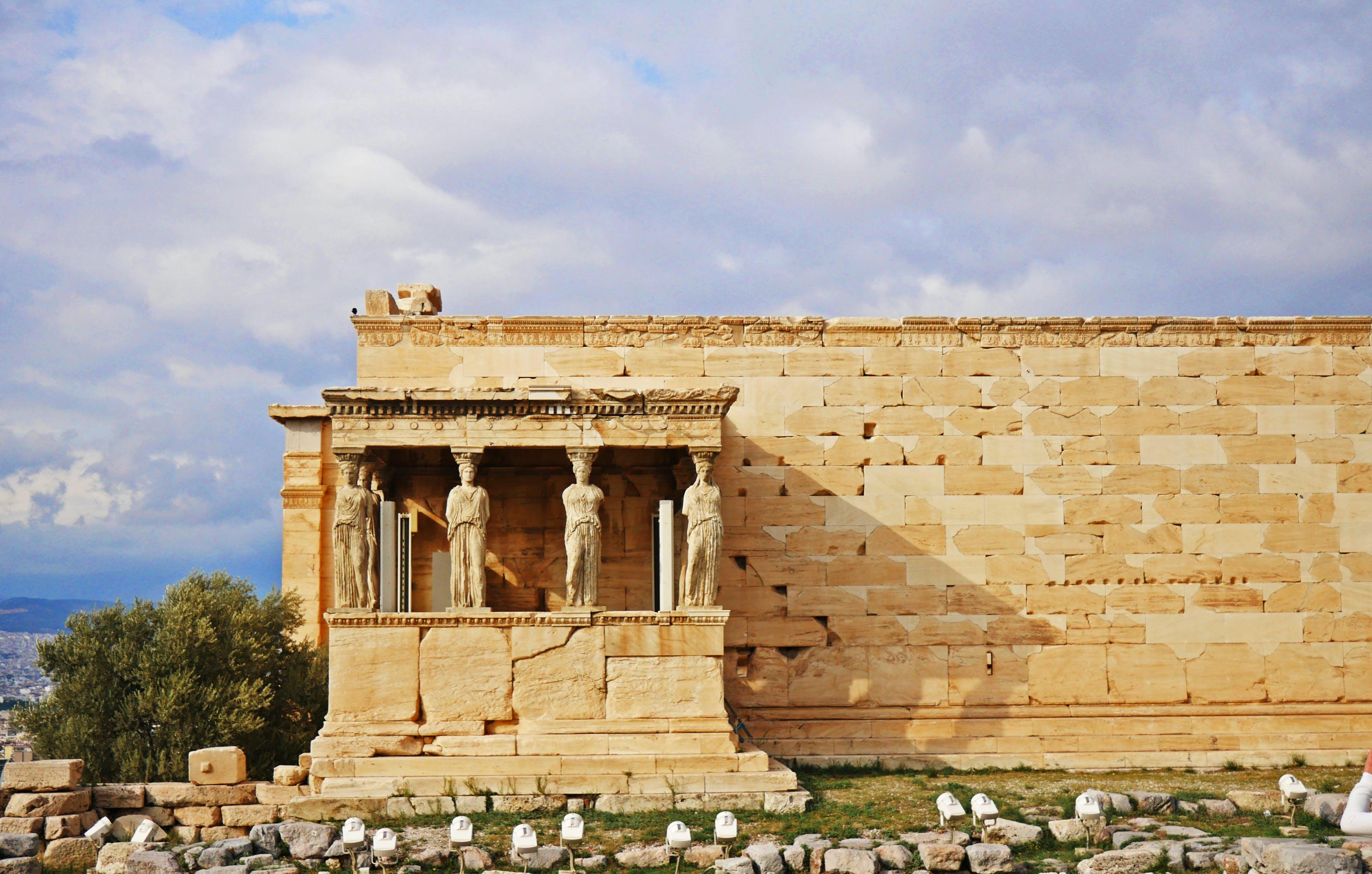 Free stock photo of acropolis, ancient, athens, greece