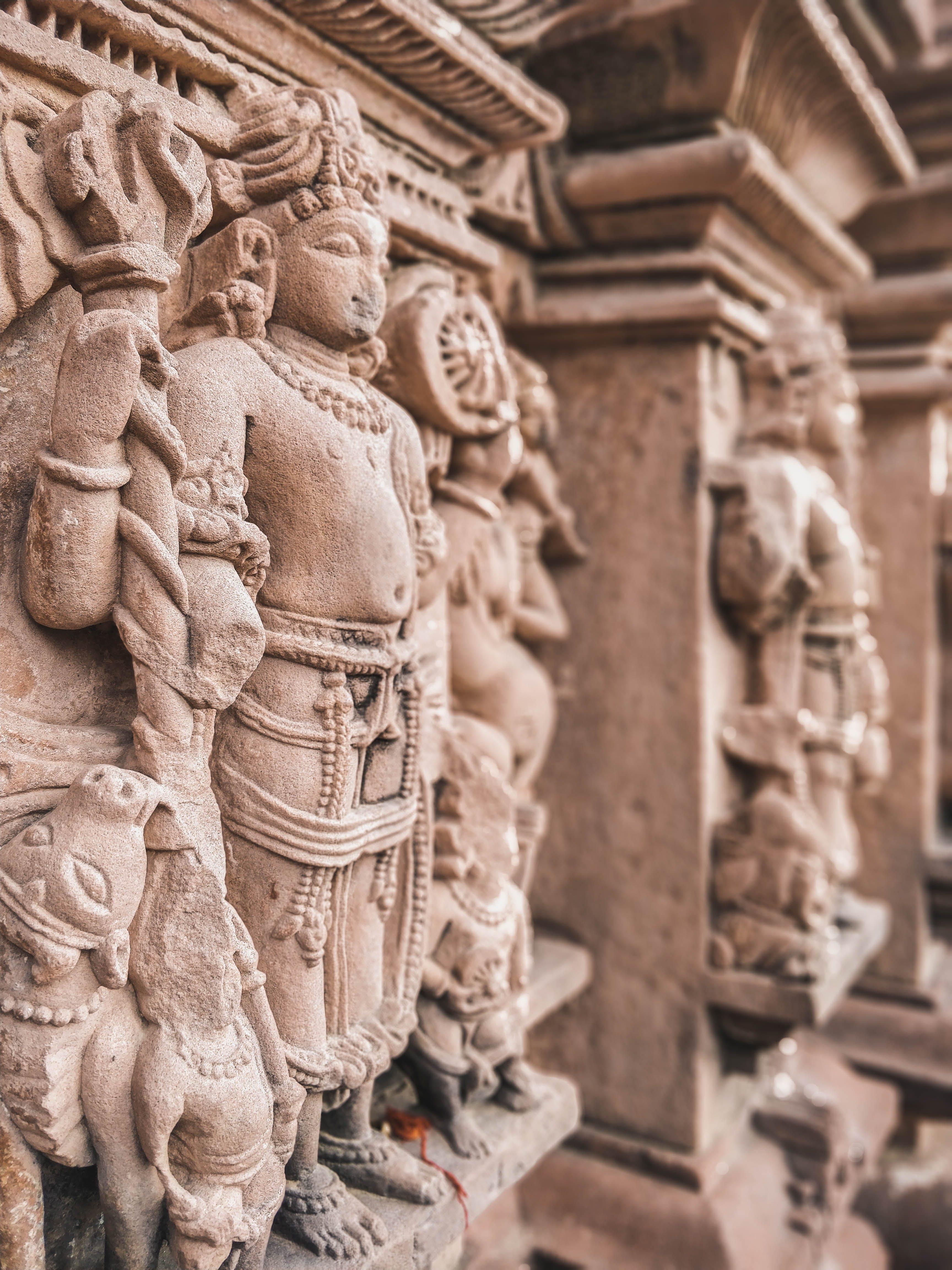 Gratis lagerfoto af arkitektur, buddha, bygning, close-up