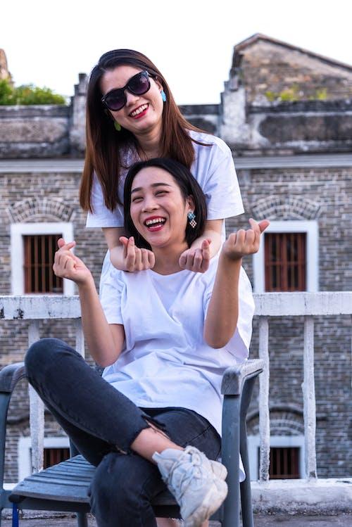 Δωρεάν στοκ φωτογραφιών με καλυτερεσ φιλες